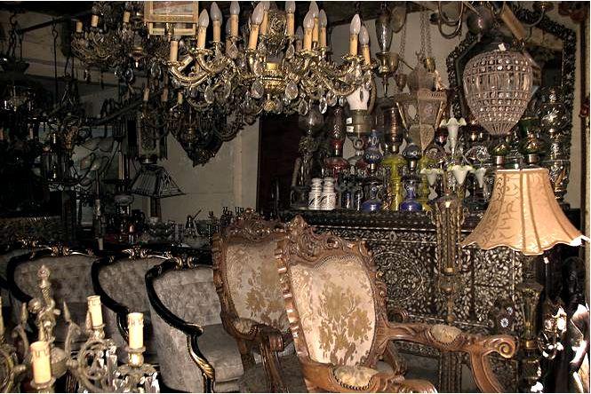 Старинная мебель, антиквариат и антиквариат