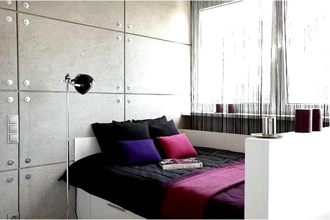 Декоратор обустройство однокомнатной квартиры