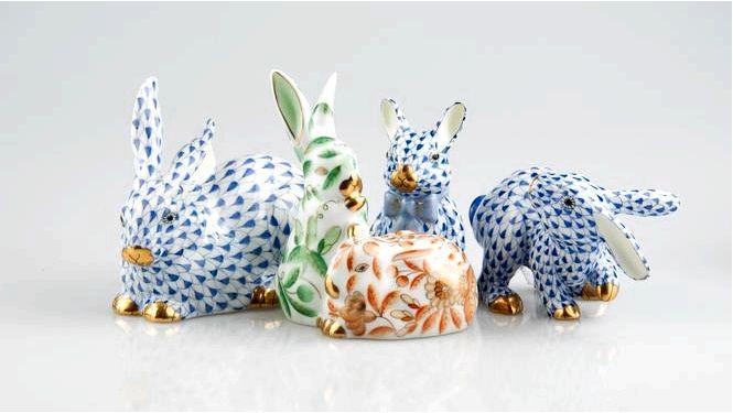 Дизайнерские кролики на пасху и более 9 самых интересных проектов