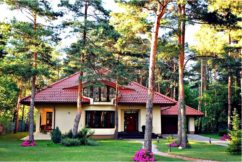 Экологический дом по-русски-архитектура-жилье вдохновение