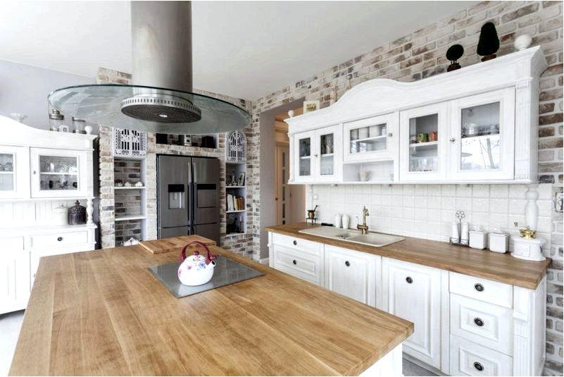 Деревянная кухонная столешница — плюсы и минусы-дизайн-со вкусом
