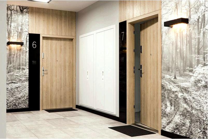 Охранная дверь в квартиру-что нужно знать перед