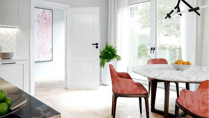 Дверные ручки-важный элемент декора квартиры-двери