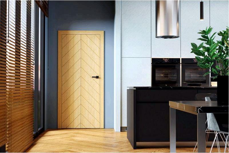 Двери шпонированные или шпонированные какие двери выбрать