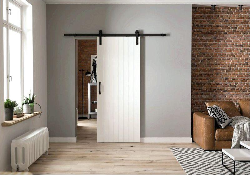 Раздвижные двери — экономия пространства в доме