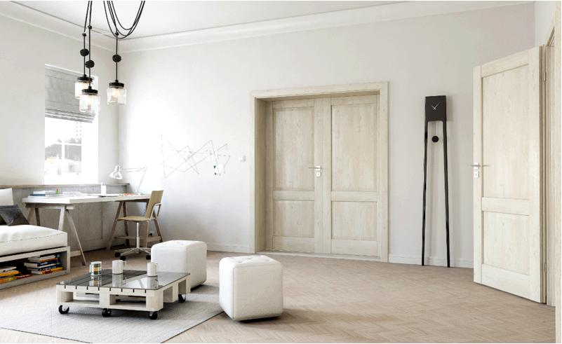 Двери плиты или панели выберите между традицией и