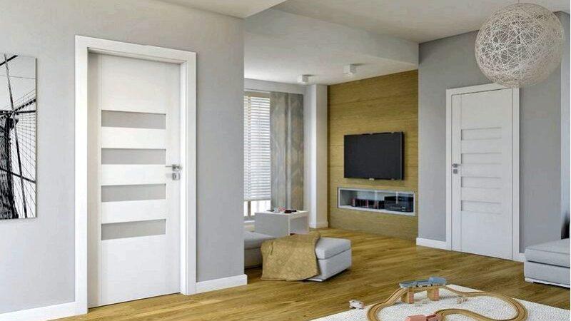 Двери в квартире-как создать идеальную цветовую гармонию