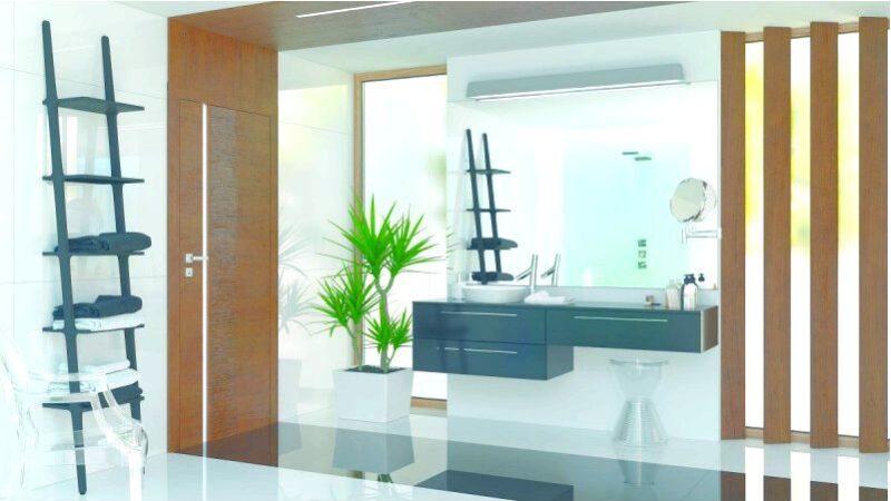 Межкомнатные двери в доме — какие выбрать цельные или застекленные