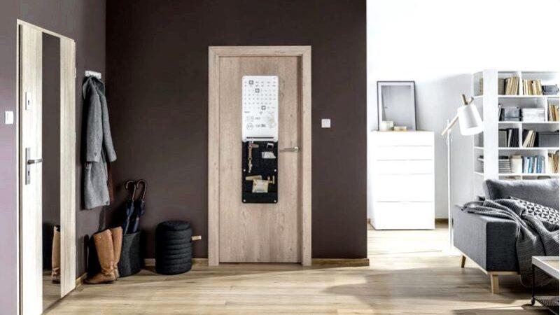 Межкомнатные двери в другой роли-двери-вдохновение и советы