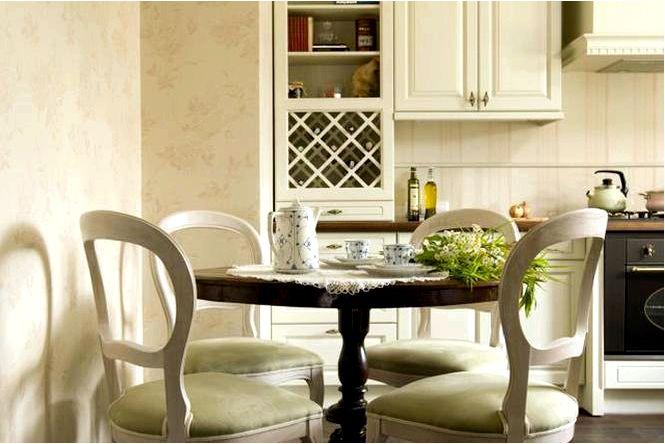 Сдержанный шарм прованского стиля, пастели и комфорт в городском интерьере!