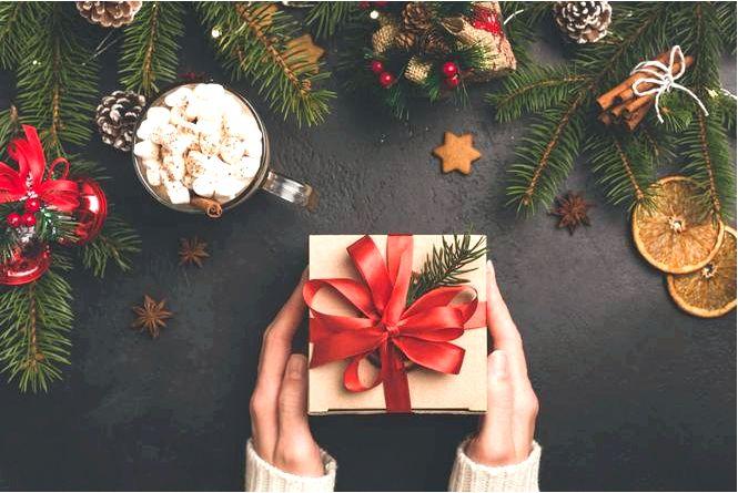 Экологические рождественские подарки