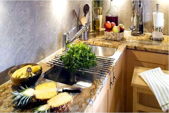 Эксклюзив — столешницы для кухни из камня