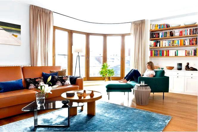 Элегантная квартира в стиле большого городского доходного дома