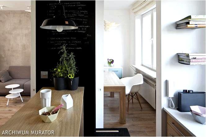Классная краска на кухне, в гостиной, детской комнате