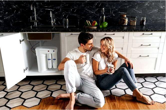 Фильтр под раковиной на вашей кухне