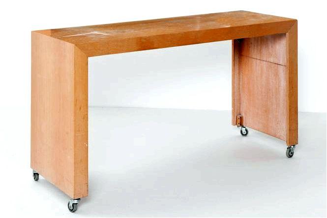 Шпонирование старой мебели