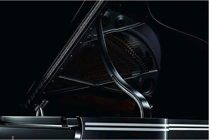 Фортепиано arabesque от steinway — отличная музыка, отличный дизайн