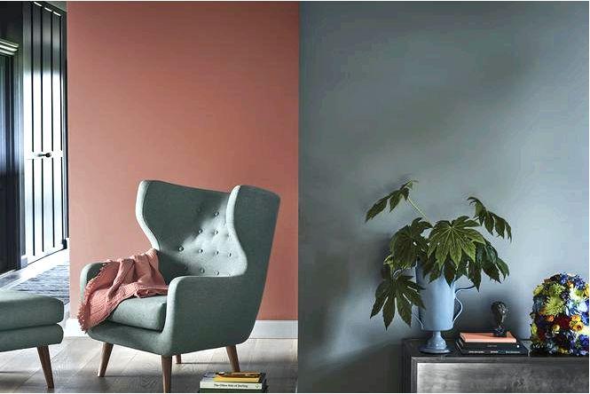 Кресло wingback — всегда модный предмет интерьера