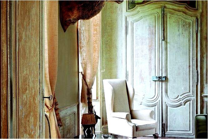 Антикварные и антикварные кресла