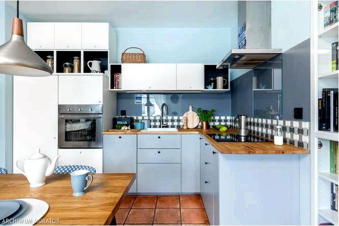 Кухонные фасады и столешницы — какие выбрать отделочные материалы для кухни