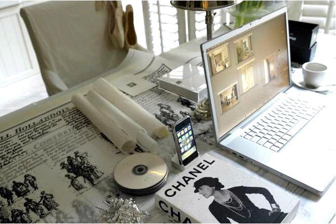 Где поставить письменный стол. парты фото 15 интерьеров с местами для работы