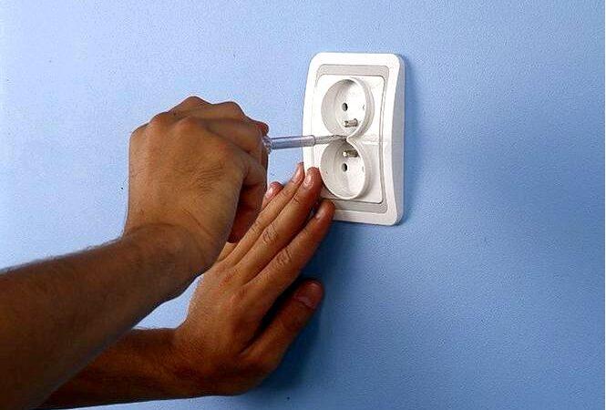 Розетки и выключатели — на какой высоте монтировать розетки