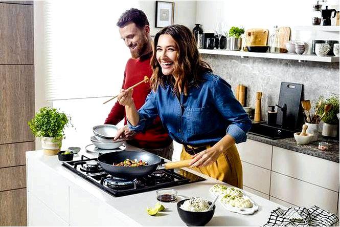 Кулинария нового поколения, газовая плита, линия 2