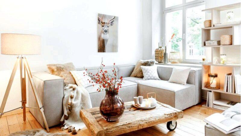 Hygge в вашем доме-оригинальный дизайн интерьера в стиле