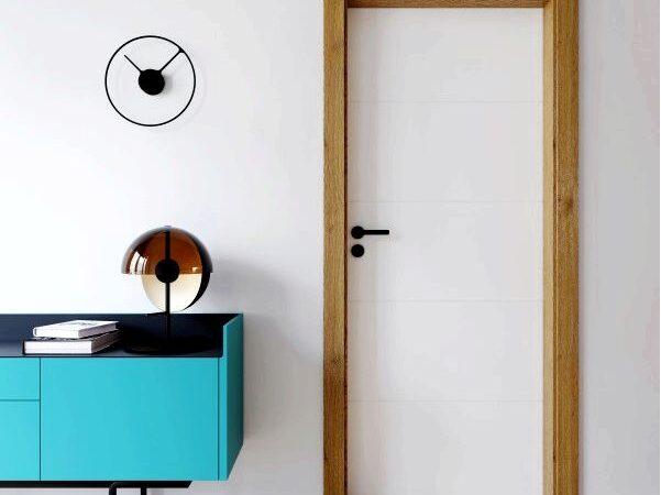 Идеальная дверь для вашего интерьера-современный дизайн или