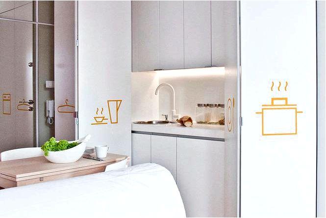 Комплектация икеа — мебель для маленькой квартиры