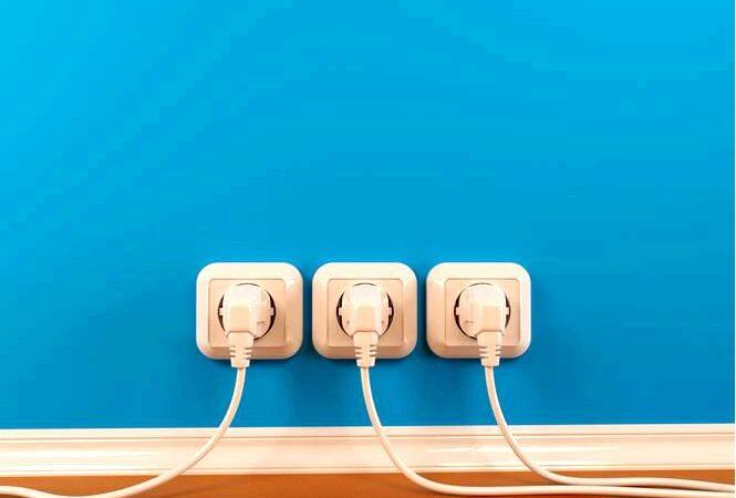 Электромонтаж в квартире и доме, пошагово, как распланировать розетки и разъемы. советы