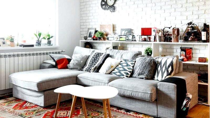 Как прохладную и современную квартиру превратить в теплый интерьер