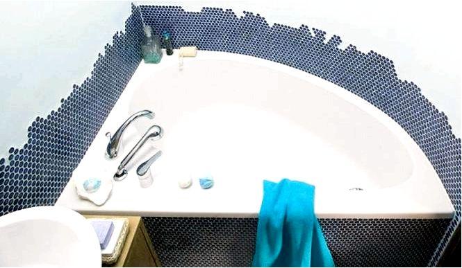 Как мыть ванны из акрила, стали и чугуна
