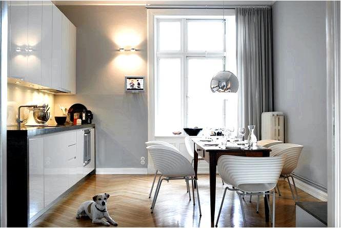 Как подобрать цвет стен к стилю интерьера?