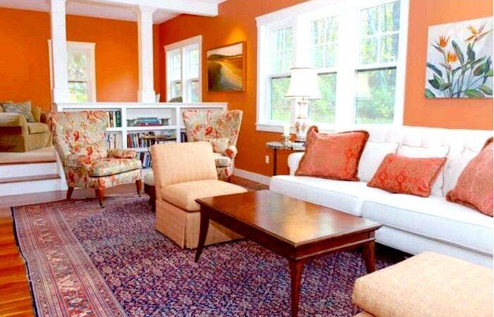 Как выбрать цвет стены в гостевой комнате?