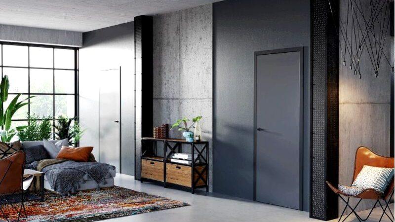 Стальные дверные рамы в коллекциях марки door-door