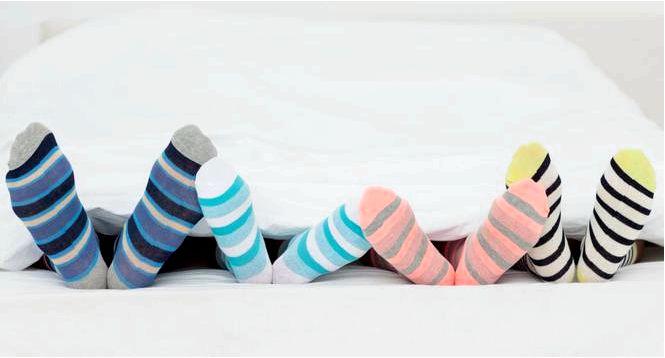 Как хорошо складывать носки уж точно не мяч! вы удивитесь, насколько это практично