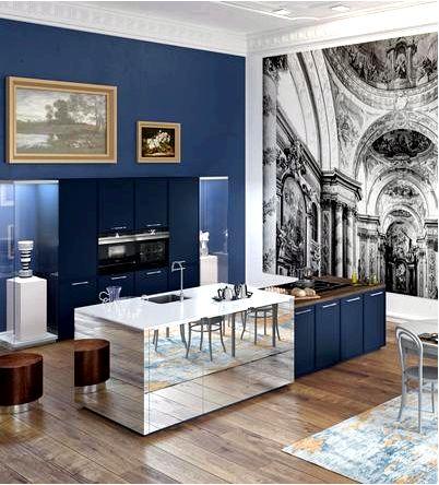 Как хорошо оформить кухню 10 фото кухонь с идеей и советами специалистов