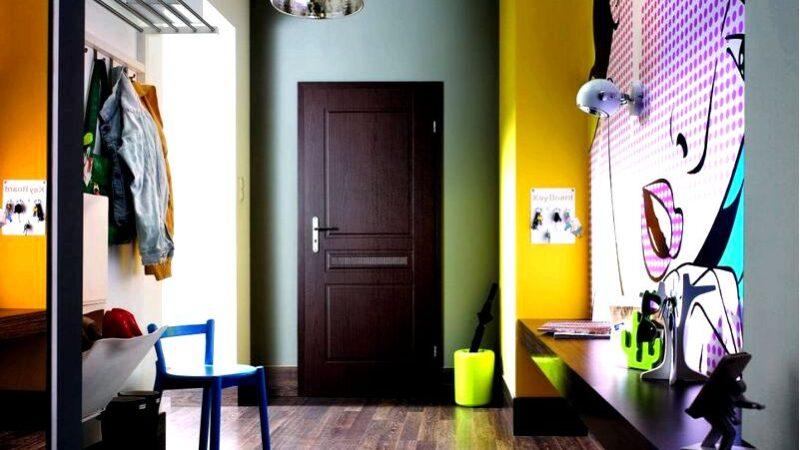 Как подогнать входную дверь к внутренней двери — короткий