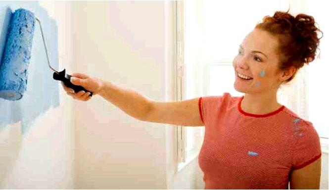 Как красить стены остерегайтесь ошибок! что мы делаем не так при покраске комнаты — советы по покраске
