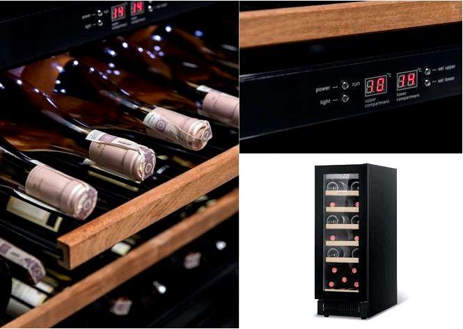 Как лучше всего хранить вино выберите профессиональный охладитель вина