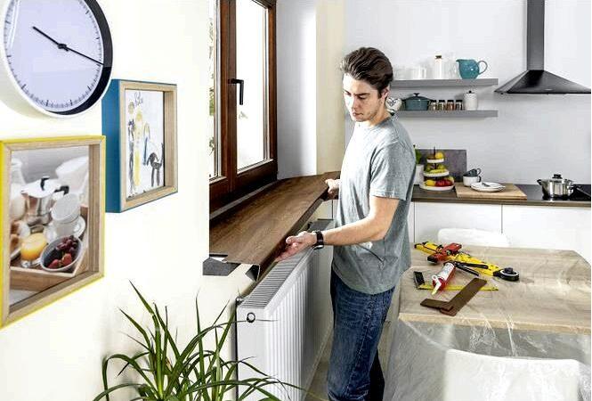 Как обновить подоконник ремонт подоконника своими руками