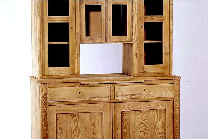 Как отремонтировать старый сервант пошаговая покраска деревянного кухонного шкафа