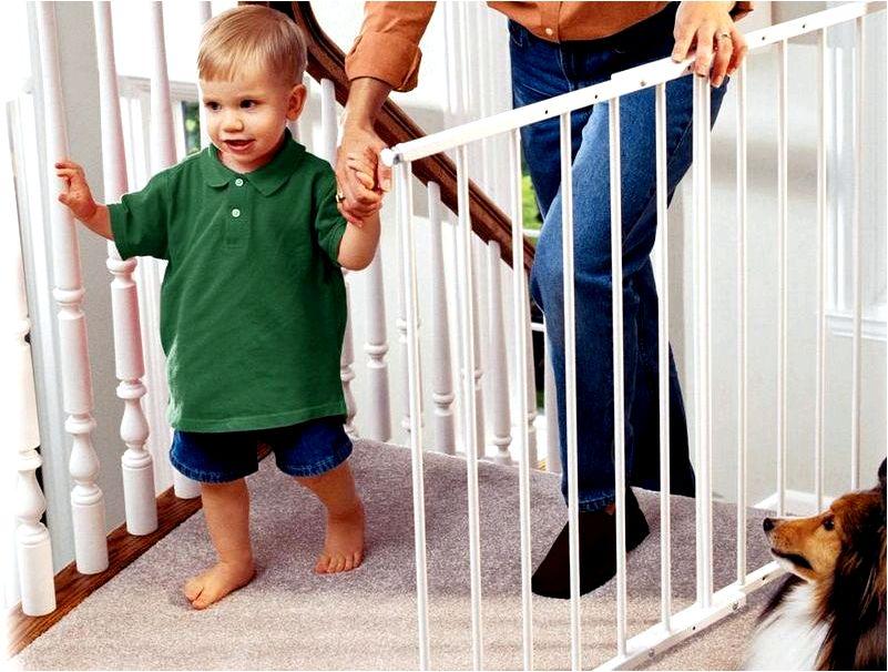 Как украсить дом безопасным для ребенка декором