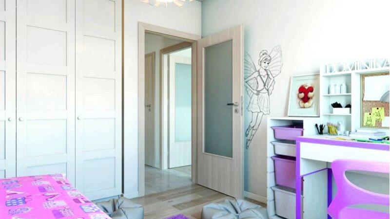 Как украсить комнату для девочки интерьером