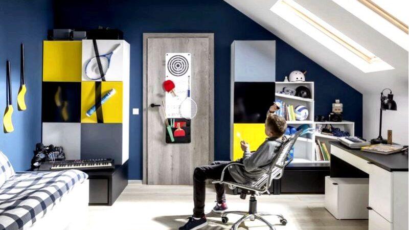 Как украсить молодежную комнату для подростка декор