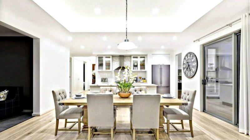 Как украсить гостиную в американском стиле интерьером