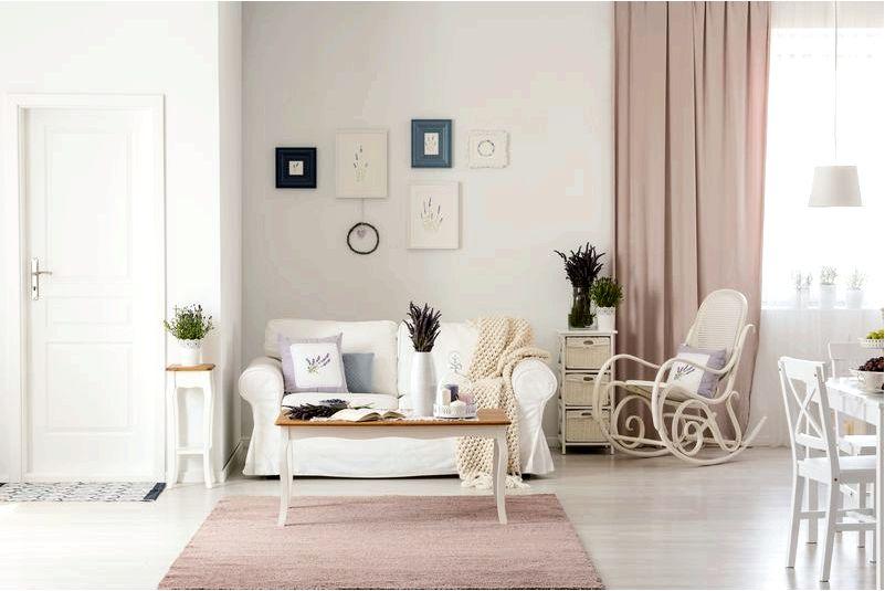 Как украсить гостиную в провансальском стиле дизайн-со вкусом