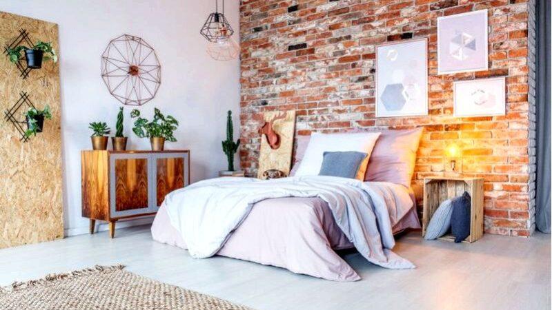 Как украсить спальню для отдыха галерея