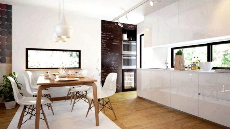Как спроектировать и украсить современный кухонный декор